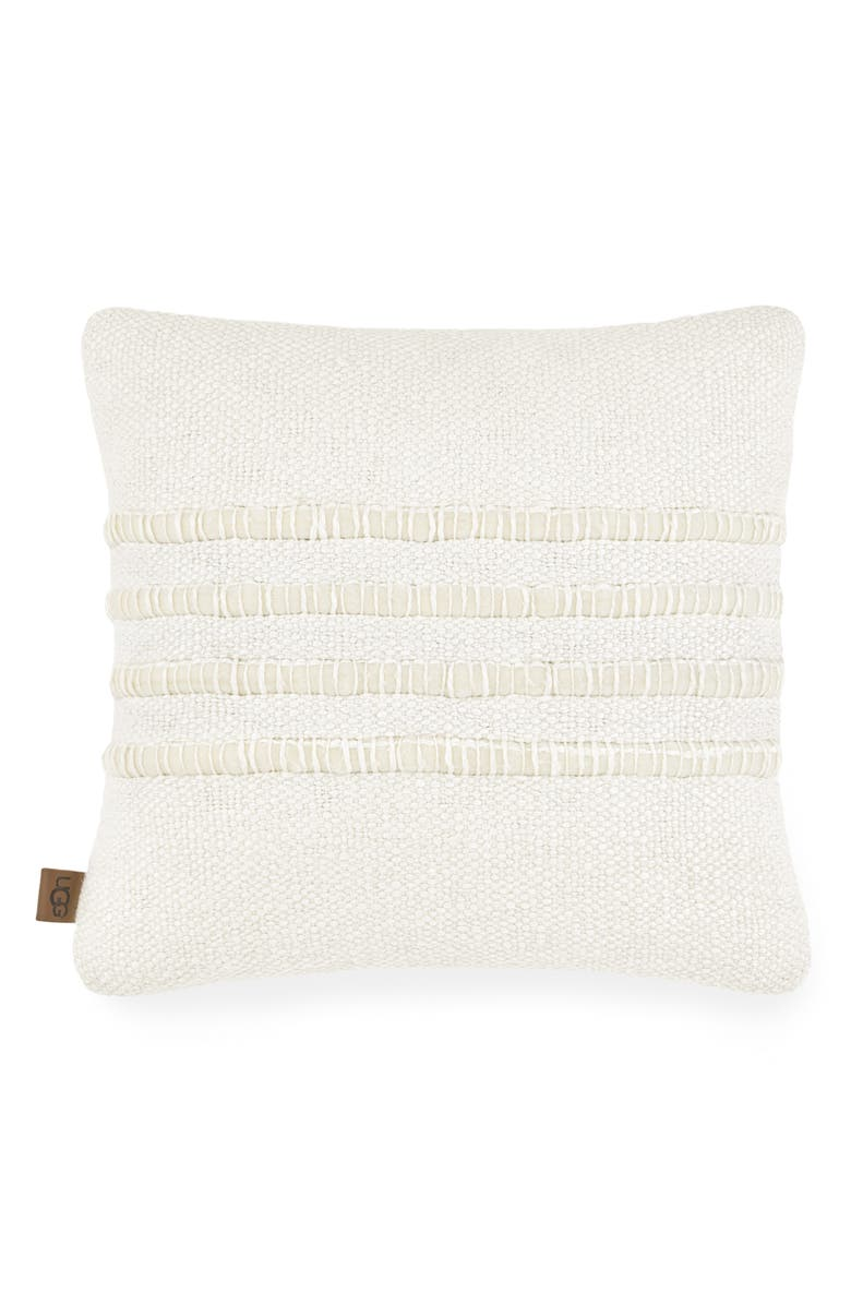 UGG<SUP>®</SUP> Alicia Square Accent Pillow, Main, color, 250