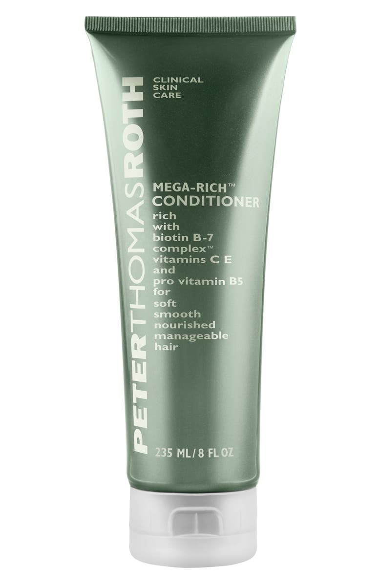 PETER THOMAS ROTH Mega-Rich Conditioner, Main, color, No Color