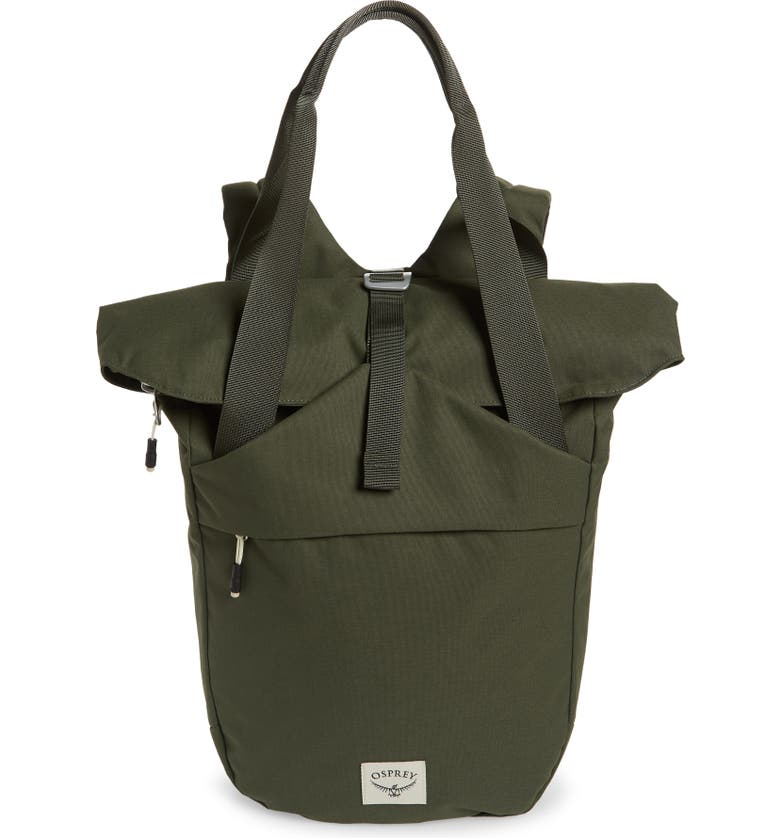 OSPREY Arcane Tote Pack, Main, color, HAYBALE GREEN