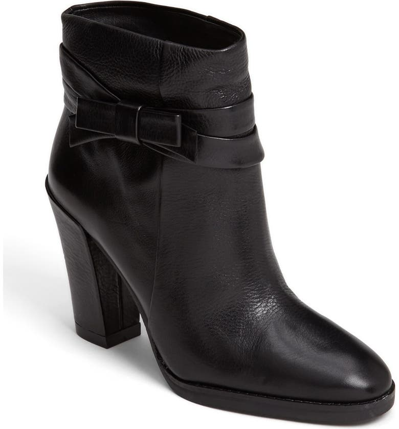 KATE SPADE NEW YORK 'mannie' bootie, Main, color, 001