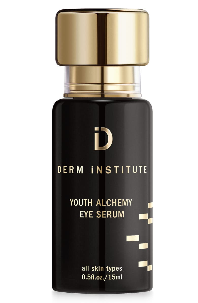 DERM INSTITUTE Youth Alchemy Eye Serum, Main, color, NO COLOR