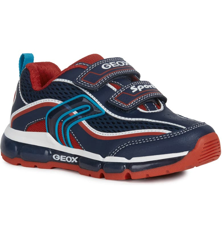 GEOX Android 26 Sneaker, Main, color, 401