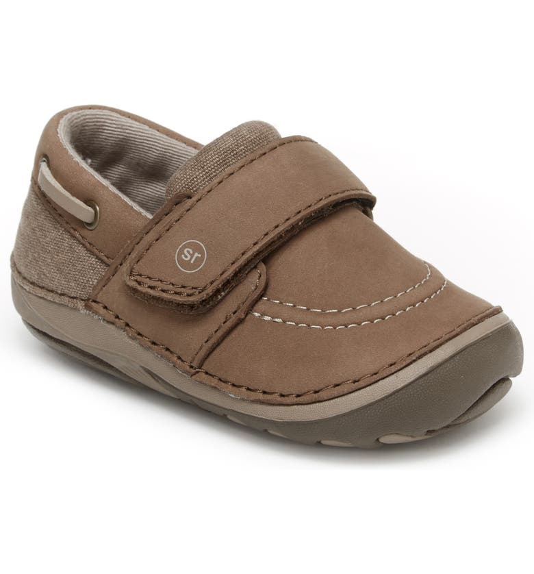 STRIDE RITE Soft Motion<sup>™</sup> Wally Shoe, Main, color, BROWN