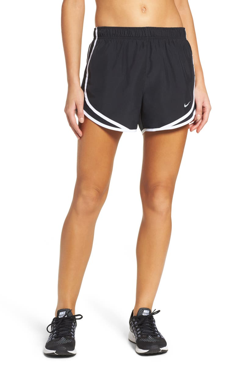 NIKE Dri-FIT Tempo Running Shorts, Main, color, BLACK/ BLACK/ WHITE/ WOLF GREY