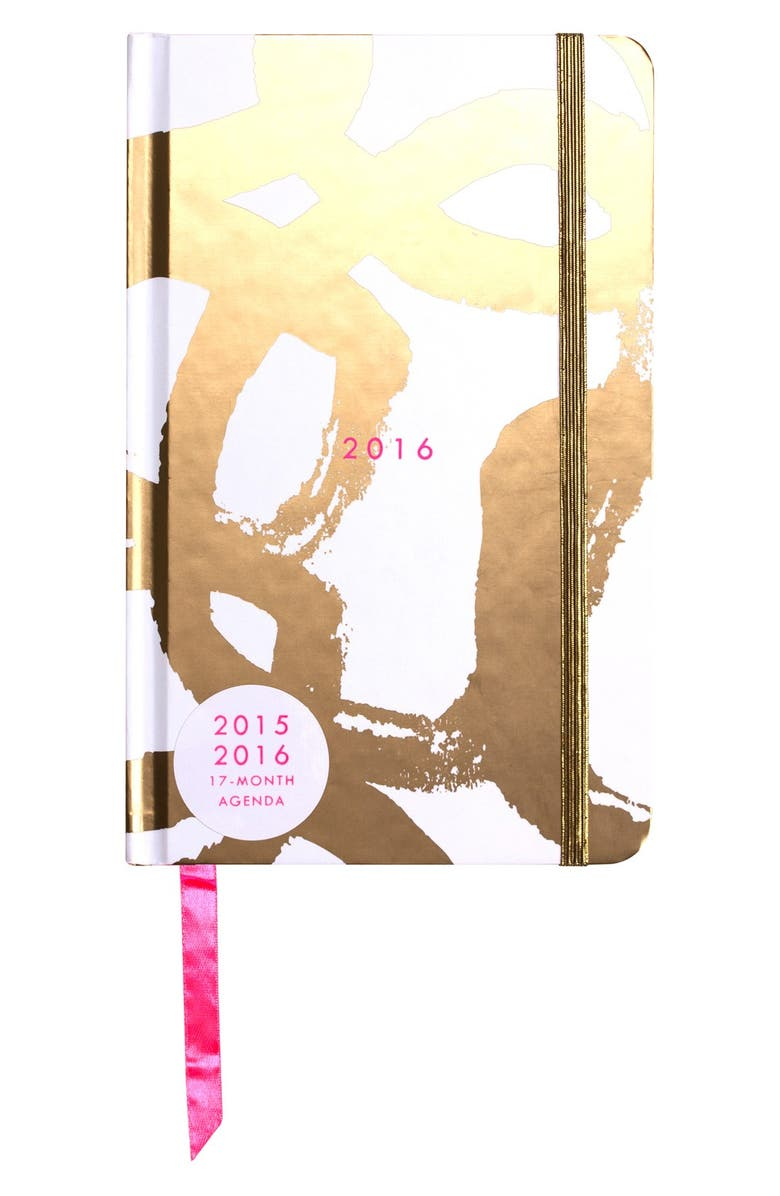 BAN.DO 'Classic - Ring Leader' Hardcover17-Month Agenda, Main, color, 710