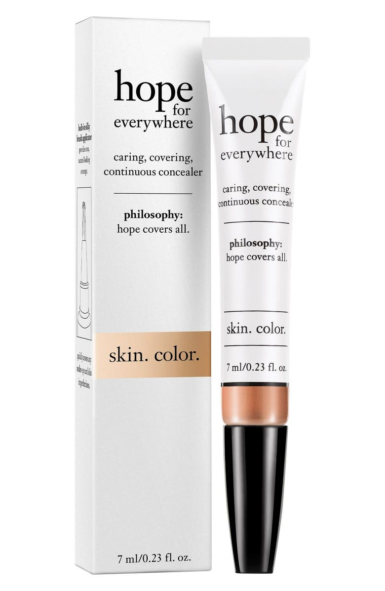 PHILOSOPHY 'hope for everywhere' concealer, Main, color, 255