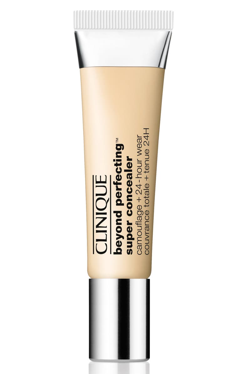 CLINIQUE Beyond Perfecting Super Concealer Camouflage + 24-Hour Wear, Main, color, VERY FAIR 02