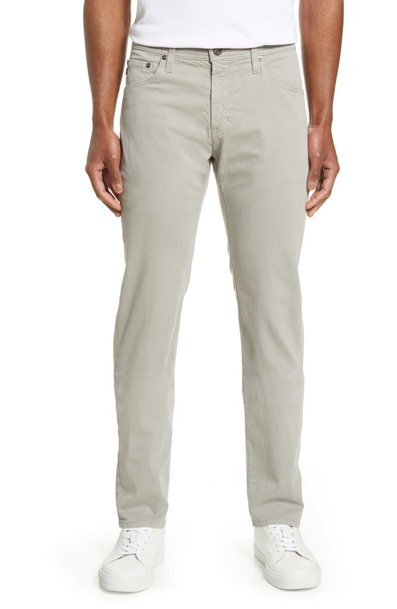 AG Tellis SUD Modern Slim Fit Stretch Twill Pants, Main, color, 054