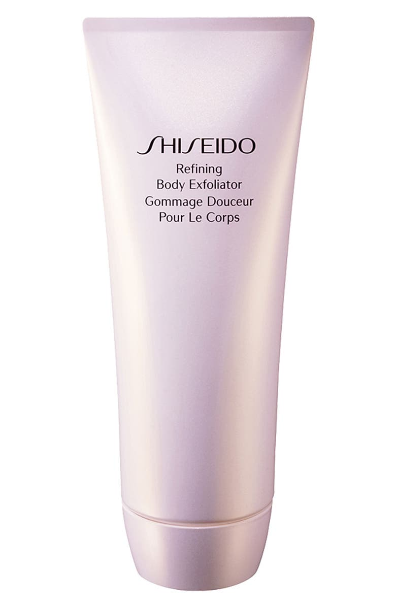 SHISEIDO Refining Body Exfoliator, Main, color, 000