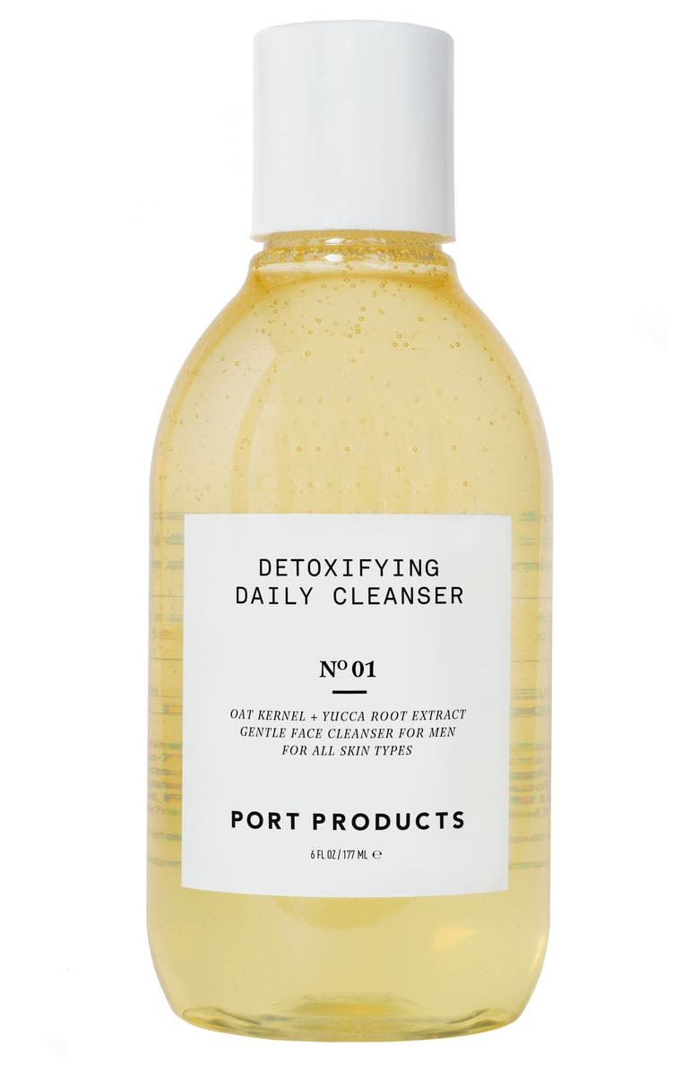 PORT PRODUCTS Detoxifying Daily Cleanser, Main, color, 000