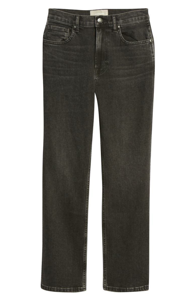 EVERLANE The Cheeky Bootcut Jeans, Main, color, 001