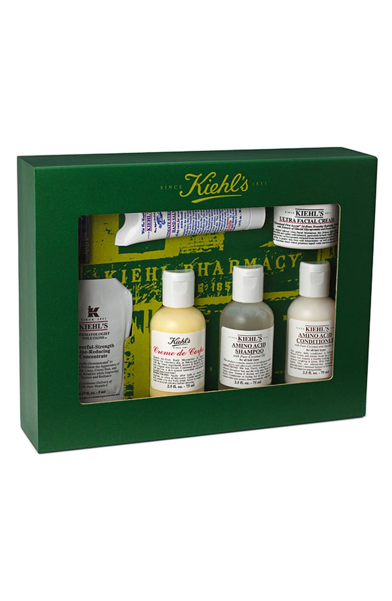 KIEHL'S SINCE 1851 World of Kiehl's Since 1851 Set, Main, color, 000