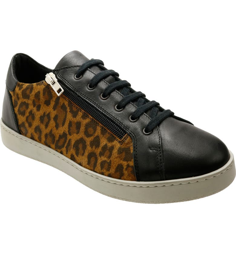 DAVID TATE Elisa Sneaker, Main, color, LEOPARD PRINT LEATHER
