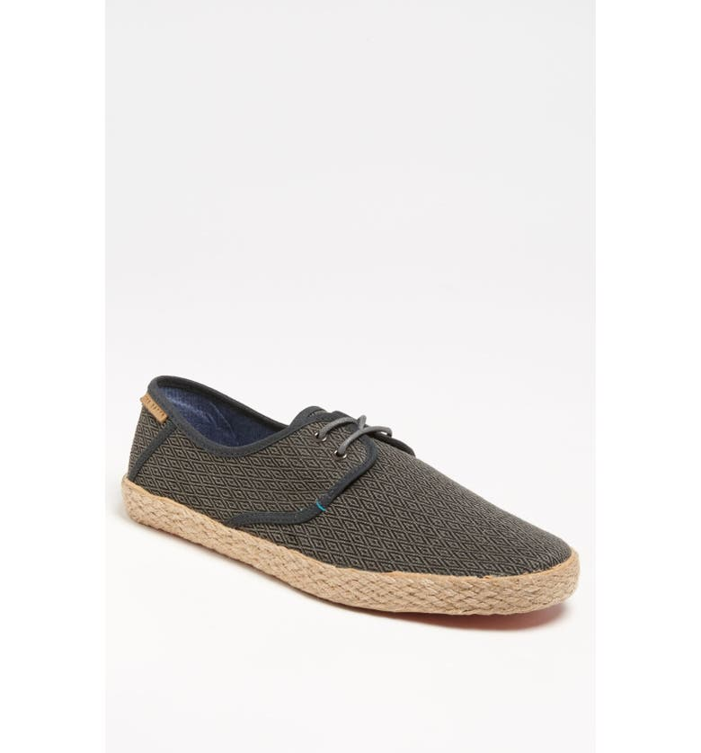 TED BAKER LONDON 'Drilll 2' Espadrille Sneaker, Main, color, 021