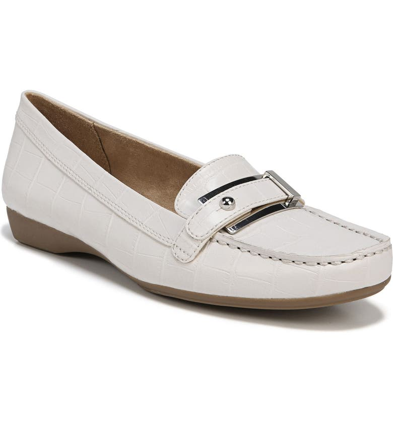 NATURALIZER 'Gisella' Loafer, Main, color, 101