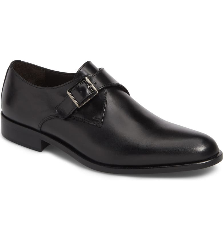 TO BOOT NEW YORK San Marcos Monk Strap Shoe, Main, color, 001