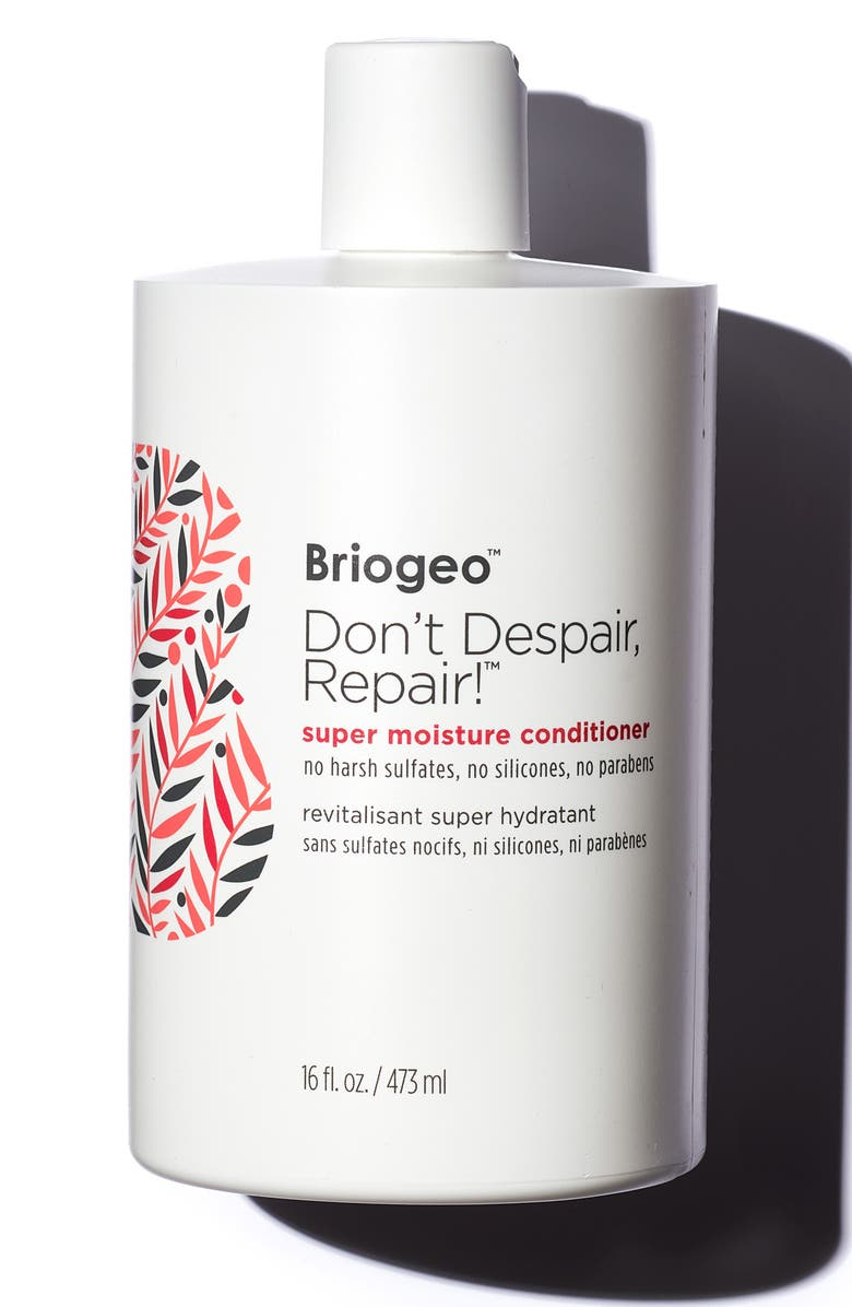BRIOGEO Don't Despair, Repair! Super Moisture Conditioner for Dry & Damaged Hair, Main, color, NO COLOR