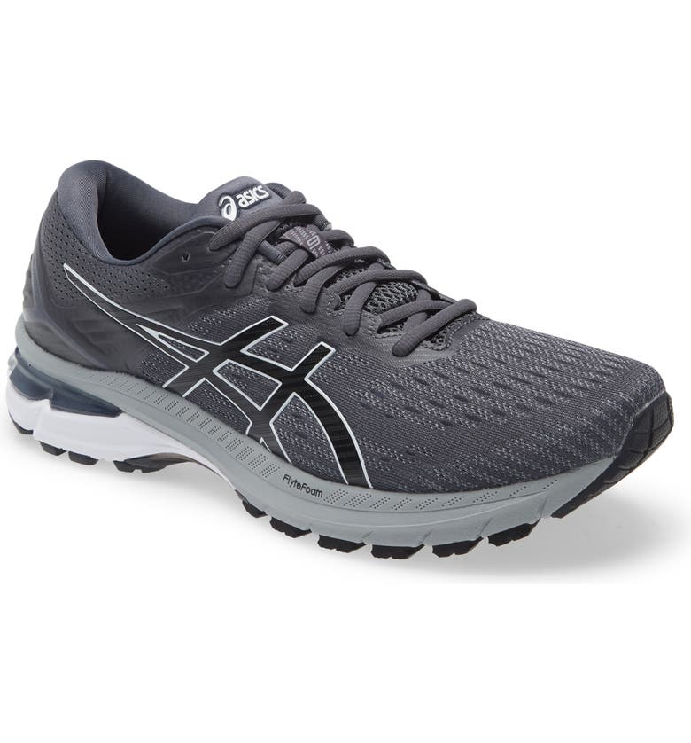 ASICS<SUP>®</SUP> GT-2000 9 Running Shoe, Main, color, CARRIER GREY/ BLACK
