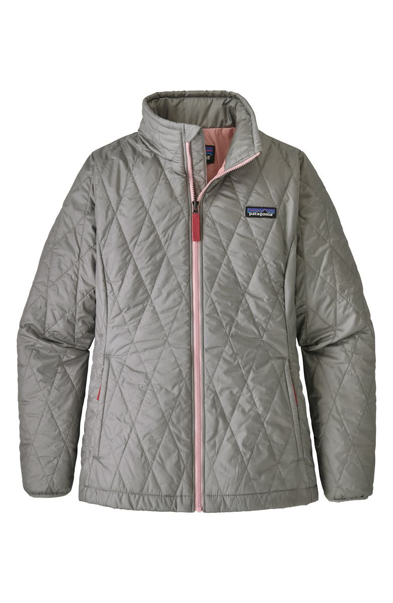 PATAGONIA Nano Puff<sup>®</sup> Quilted Water Resistant Jacket, Main, color, 020