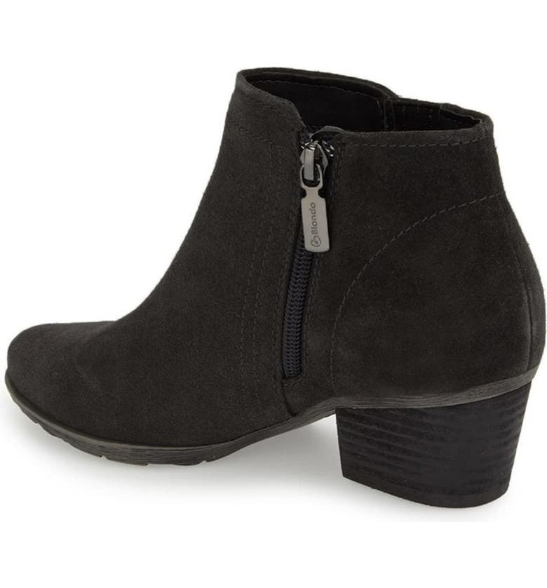 BLONDO 'Valli' Waterproof  Bootie, Main, color, 006