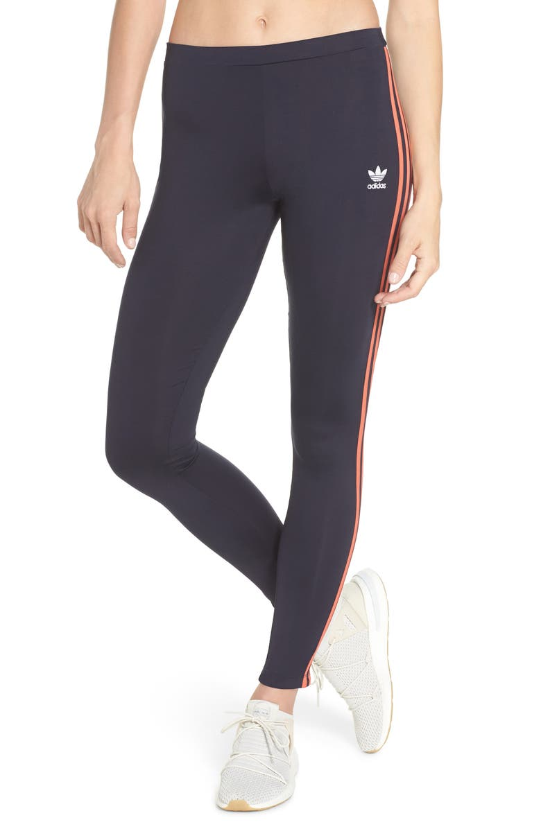 ADIDAS Active Icons Tights, Main, color, LEGEND INK