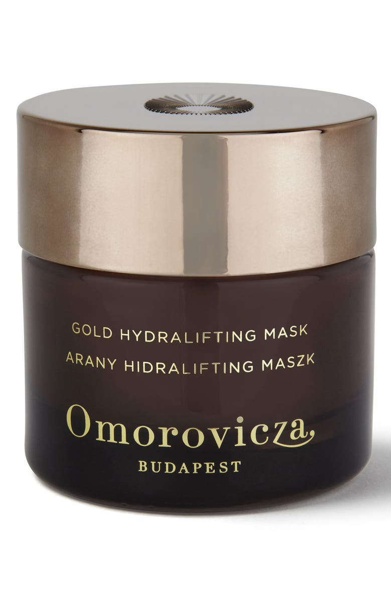 OMOROVICZA Gold Hydralifting Mask, Main, color, No Color