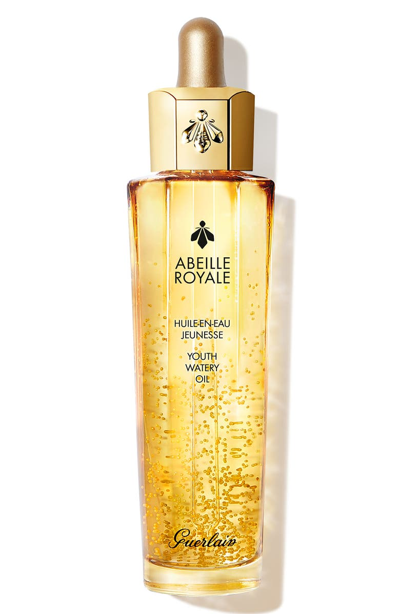 GUERLAIN Abeille Royale Anti-Aging Youth Watery Oil, Main, color, NO COLOR