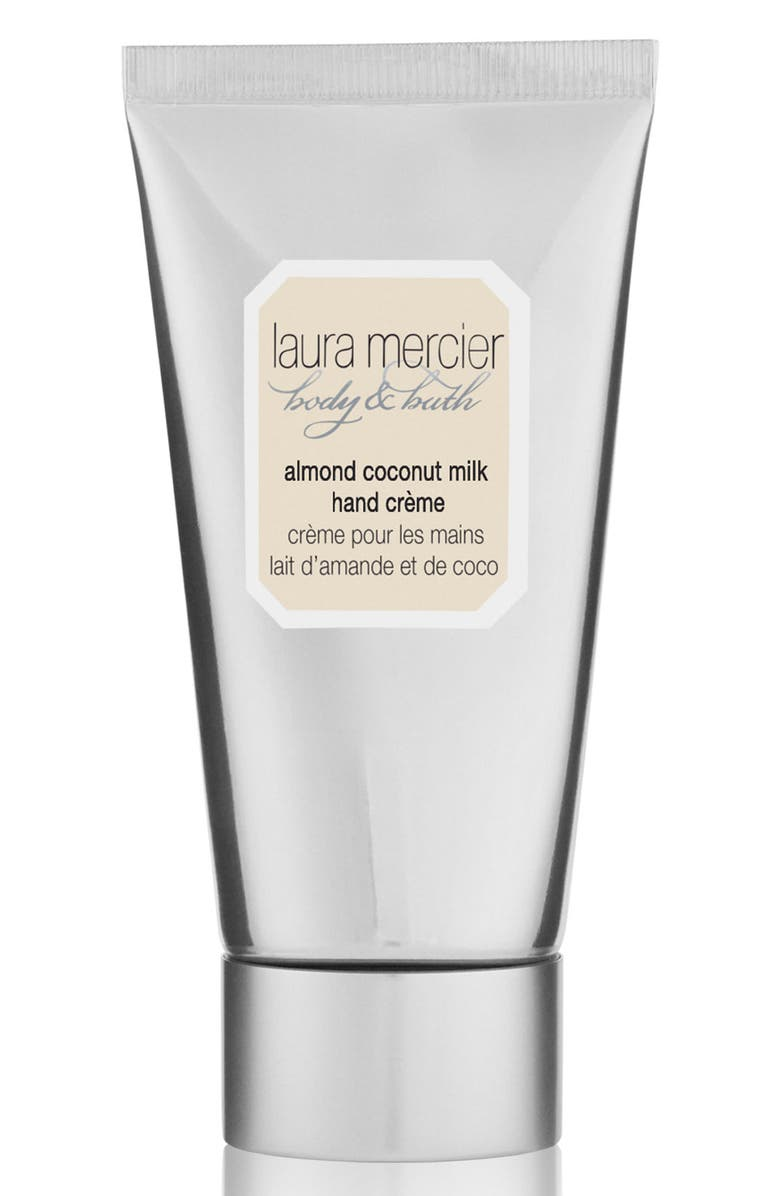 LAURA MERCIER Almond Coconut Milk Hand Crème, Main, color, No Color