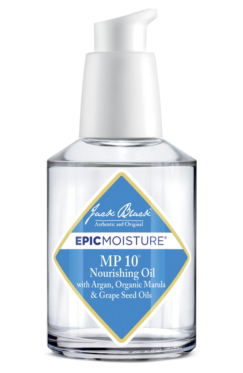JACK BLACK Epic Moisture<sup>™</sup> MP 10<sup>™</sup> Nourishing Oil, Main, color, NO COLOR
