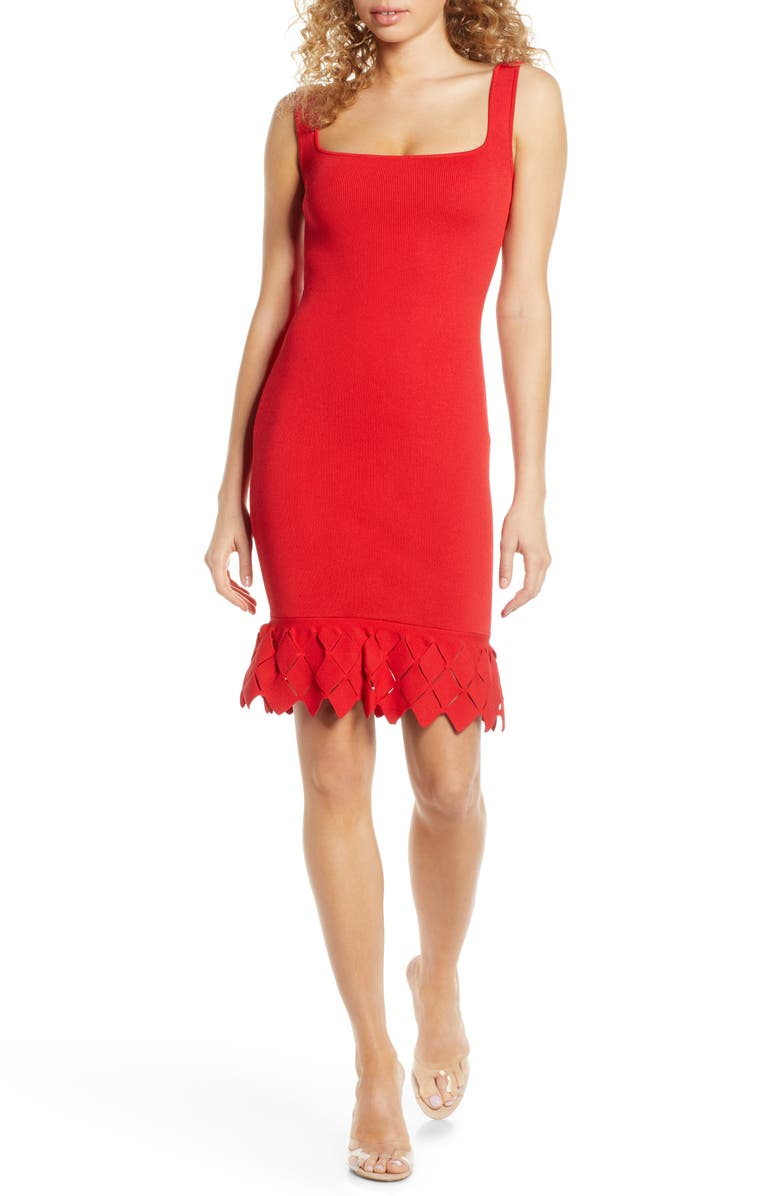 ALI & JAY Nomad Nights Body-Con Sweater Dress, Main, color, 614