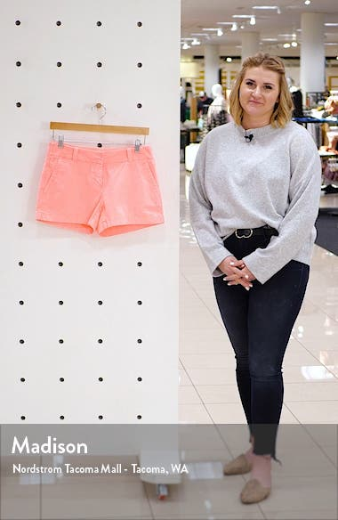 Everyday Stretch Cotton Shorts, sales video thumbnail