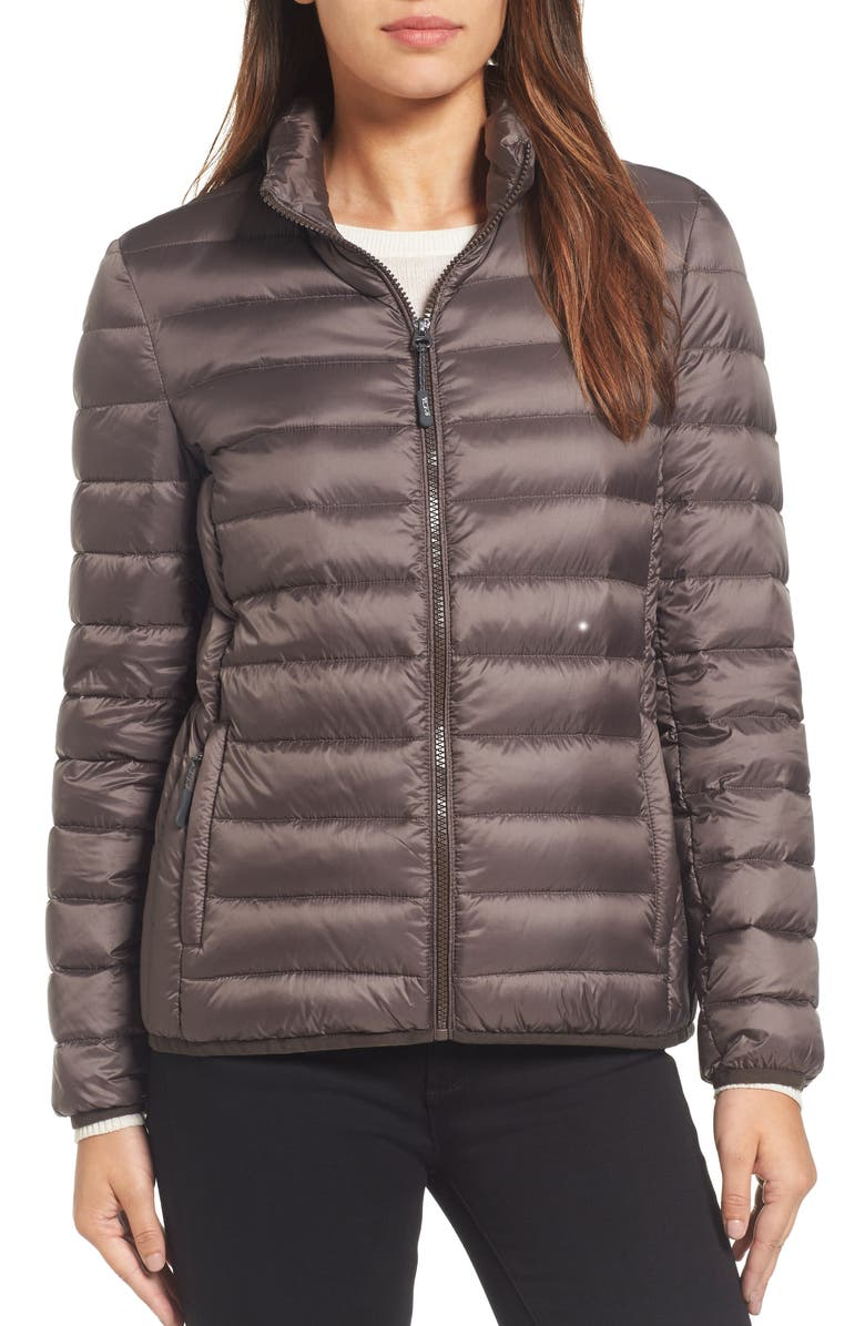 TUMI Pax on the Go Packable Quilted Jacket, Main, color, 207