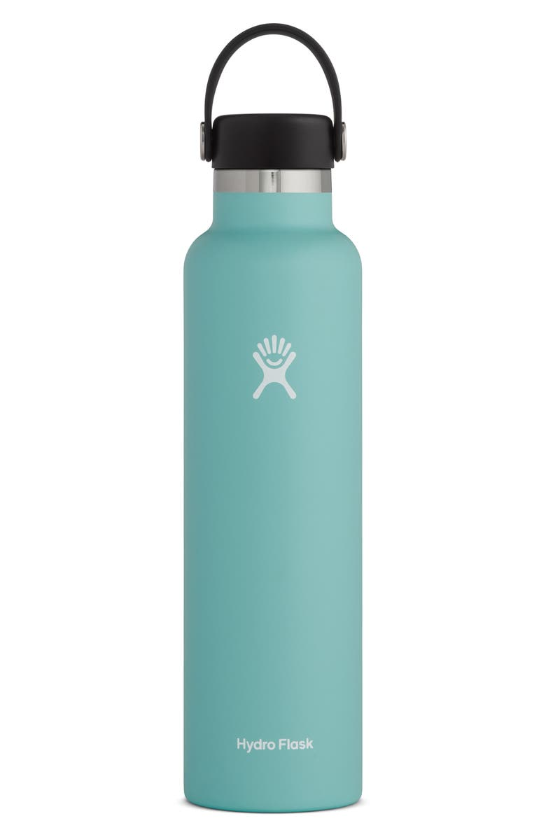 HYDRO FLASK 24-Ounce Standard Mouth Bottle, Main, color, ALPINE