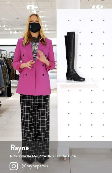 'Reserve' Over the Knee Boot, sales video thumbnail