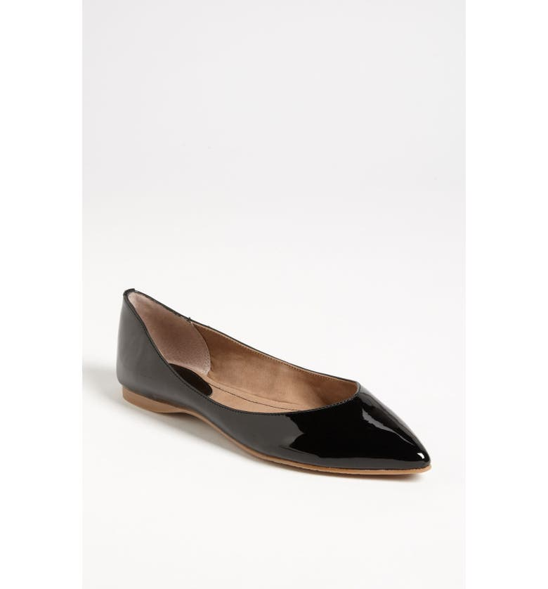 BP. 'Moveover' Pointy Toe Flat, Main, color, 060