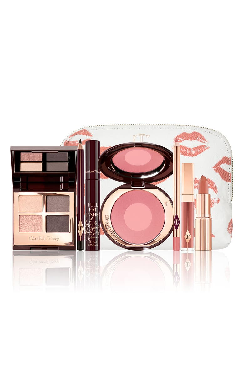 CHARLOTTE TILBURY The Uptown Girl Look Set, Main, color, 000