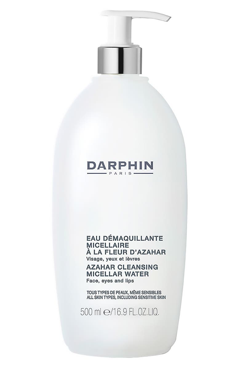 DARPHIN Azahar Cleansing Micellar Water, Main, color, NO COLOR