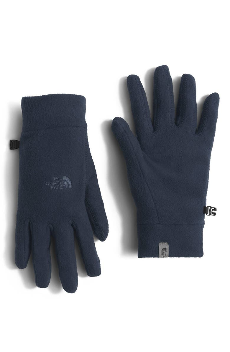 THE NORTH FACE TKA 100 Gloves, Main, color, 401
