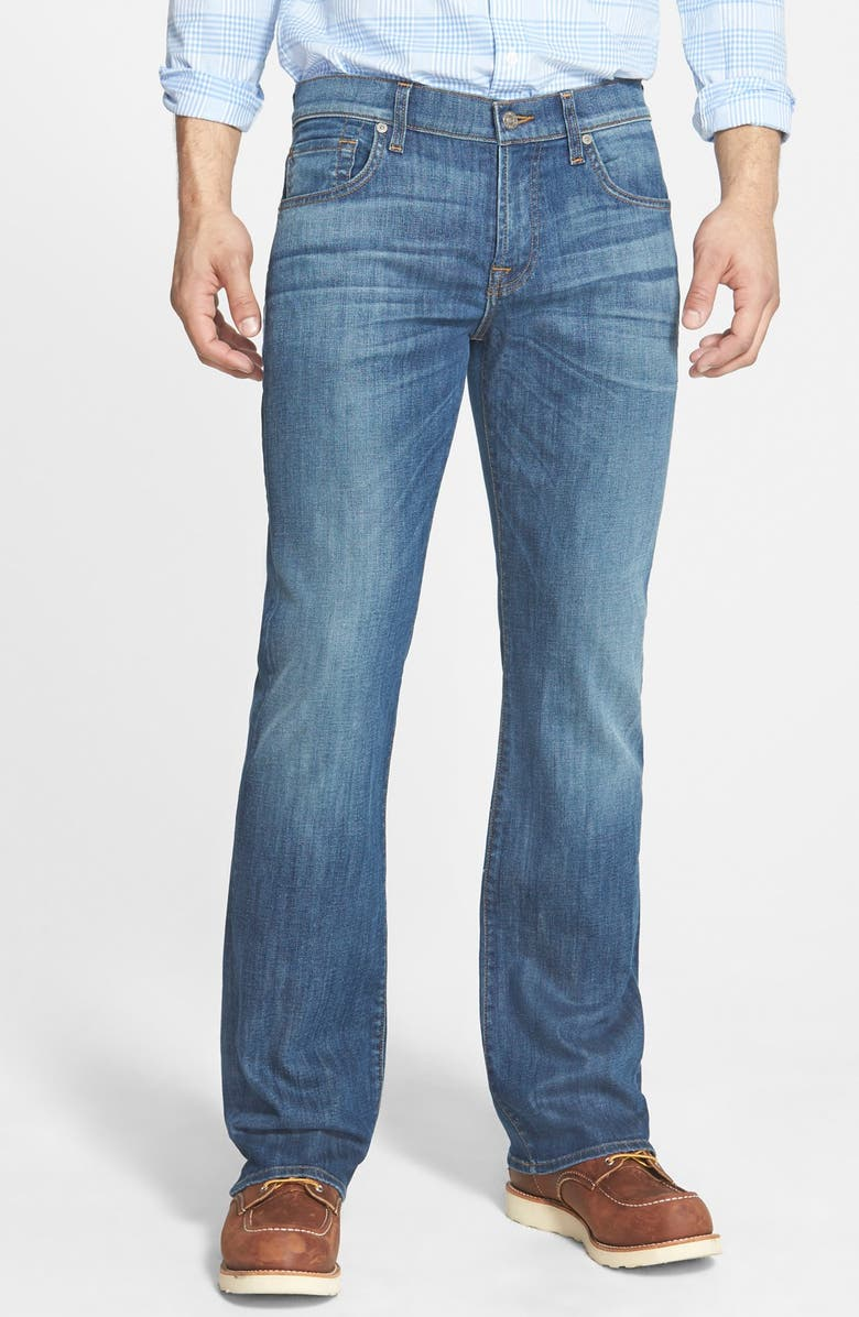 7 FOR ALL MANKIND <sup>®</sup> 'Brett' Modern Bootcut Jeans, Main, color, COASTAL SEAPORT