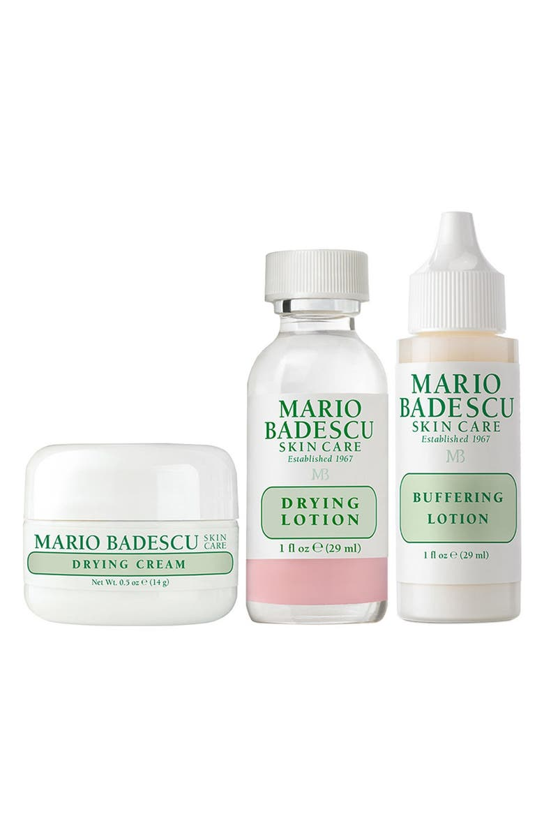 MARIO BADESCU Full Size Acne Repair Kit, Main, color, NO COLOR