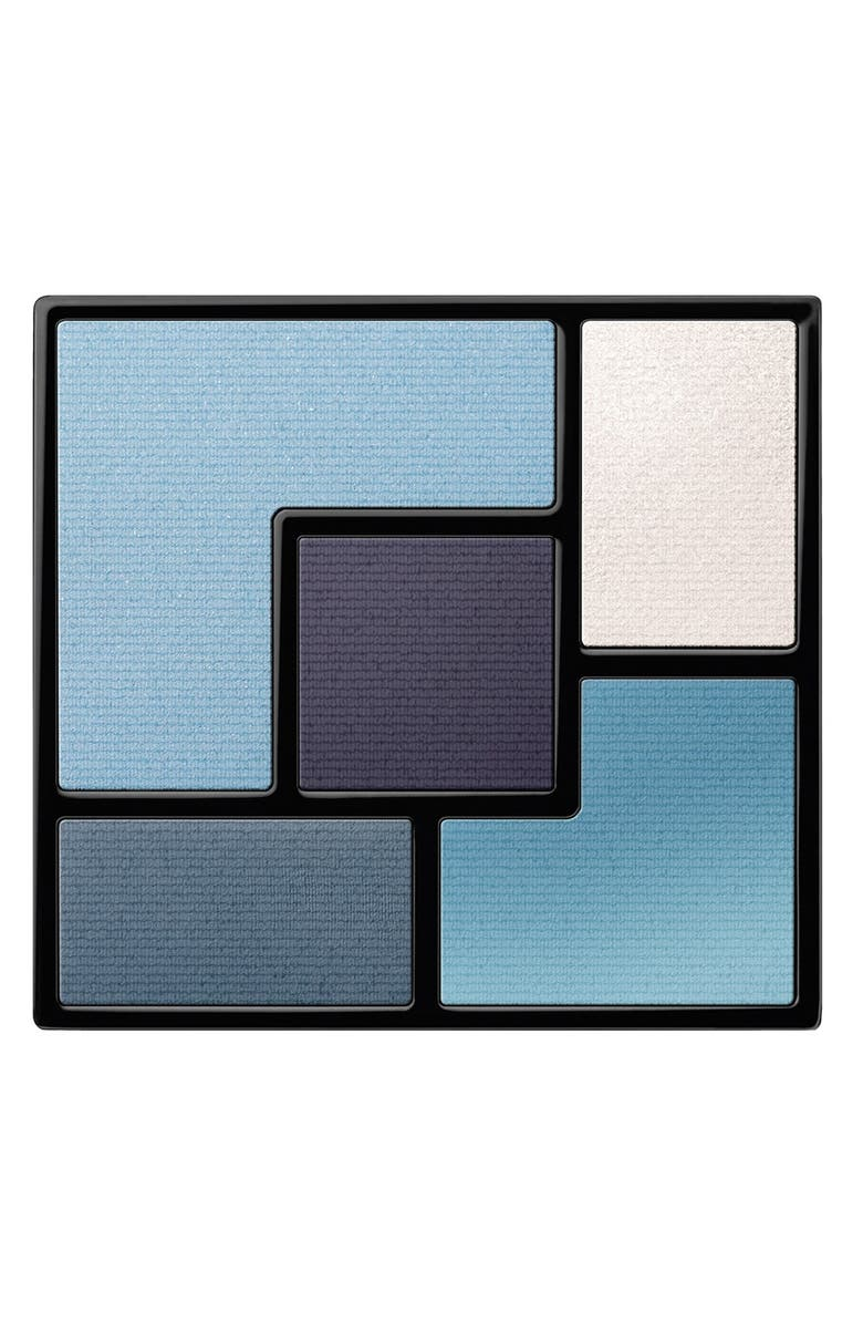 YVES SAINT LAURENT Couture Eyeshadow Palette, Main, color, 06 RIVE GAUCHE