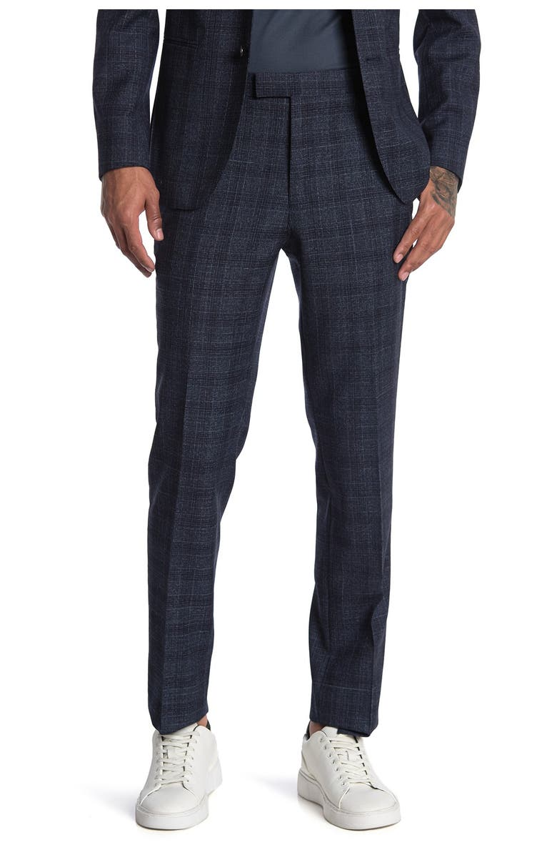 REISS Bagley Price Of Whales Trousers, Main, color, INDIGO