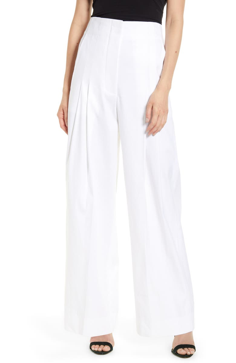 7 FOR ALL MANKIND For All Mankind<sup>®</sup> Bootcut Trousers, Main, color, 101