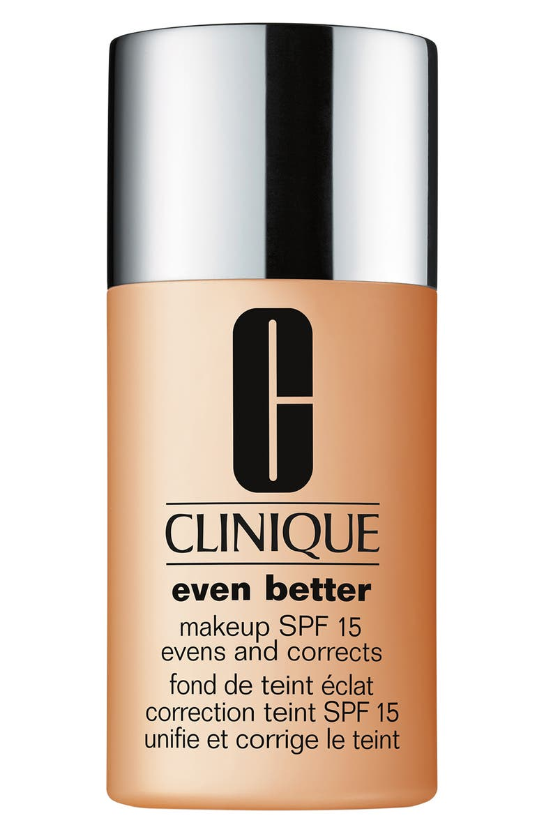CLINIQUE Even Better<sup>™</sup> Makeup Foundation Broad Spectrum SPF 15, Main, color, 76 TOASTED WHEAT