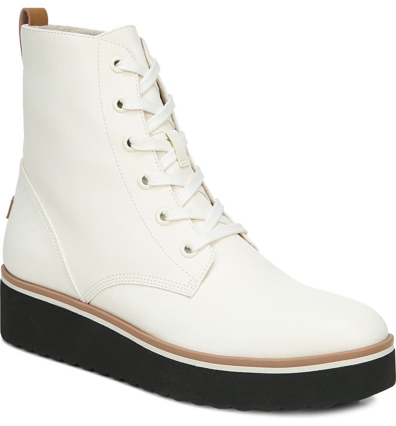 DR. SCHOLL'S Local Platform Boot, Main, color, White