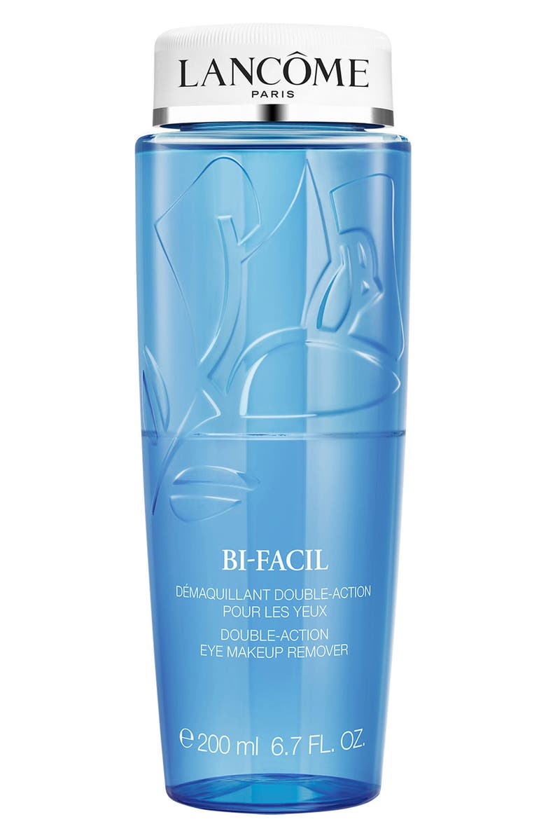 LANCÔME Bi-Facil Double-Action Eye Makeup Remover for Sensitive Skin, Main, color, No Color