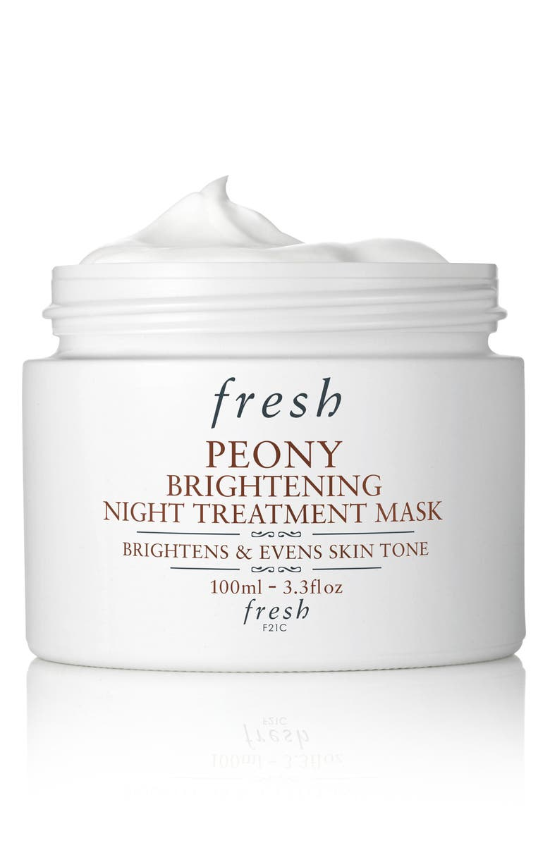 FRESH<SUP>®</SUP> Peony Brightening Night Treatment Mask, Main, color, 000