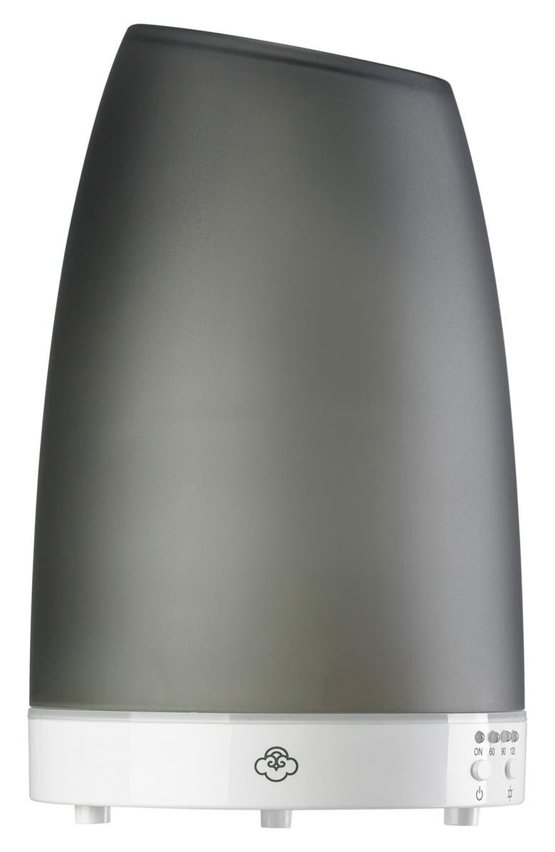 SERENE HOUSE Astro Electric Aromatherapy Diffuser, Main, color, Grey