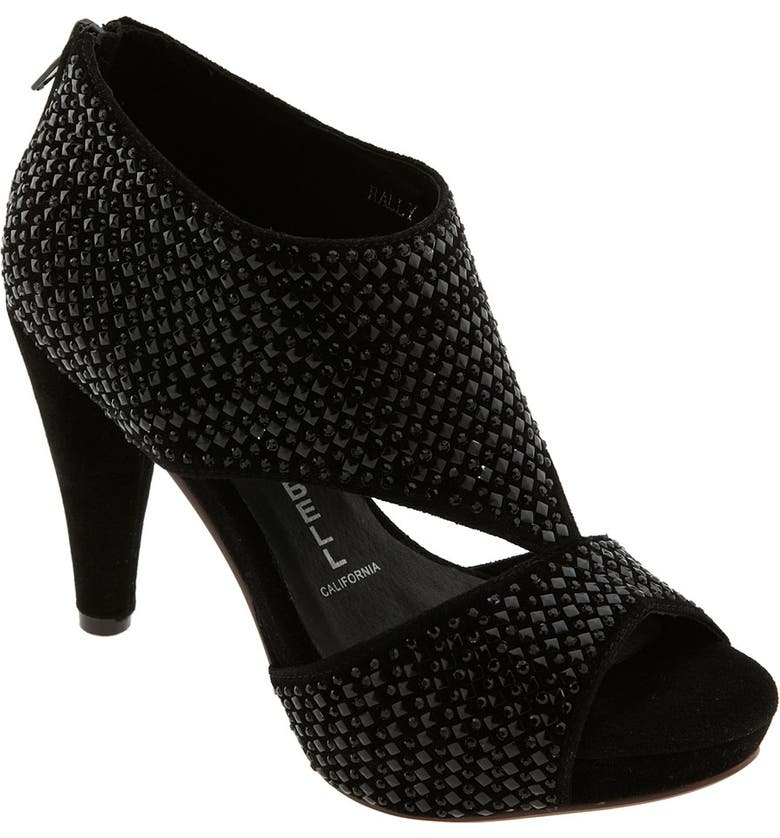 JEFFREY CAMPBELL 'Rally' Sandal, Main, color, 001