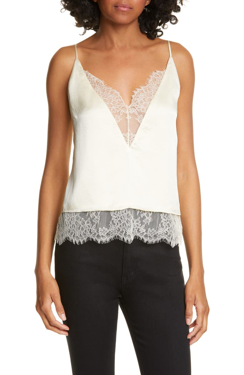 CAMI NYC The Shay Silk Camisole, Main, color, OAT
